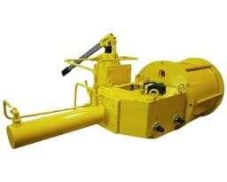 Attuatore pneumo-idraulico Scotch Yoke Heavy Duty
